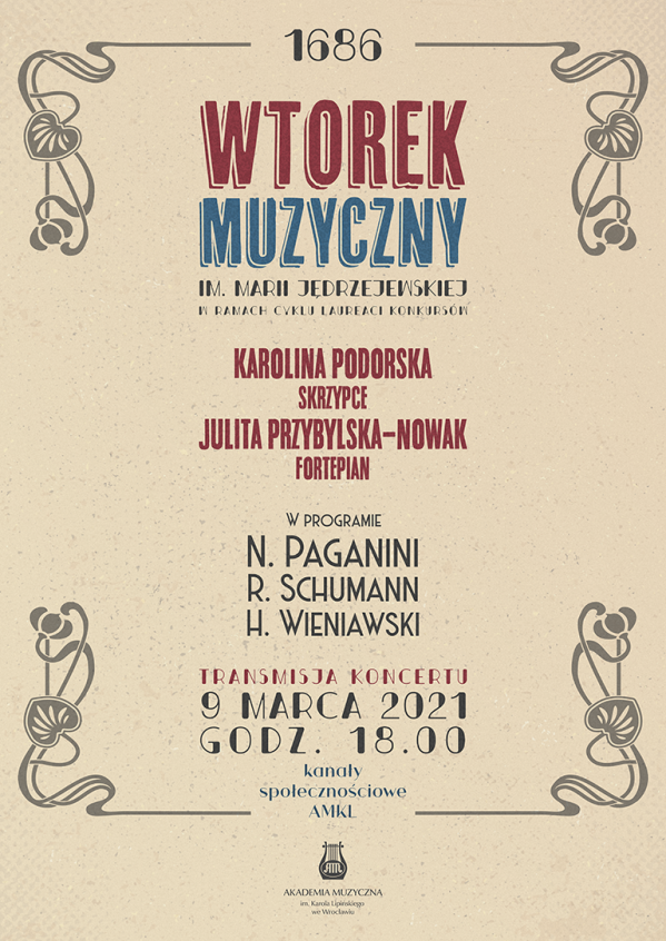 Recital Karoliny Podorskiej w ramach cyklu