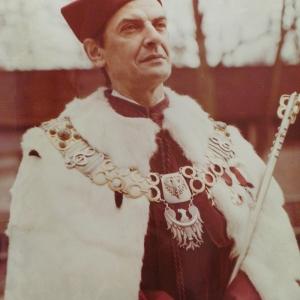 prof. Jerzy Zabłocki (1969-1981)