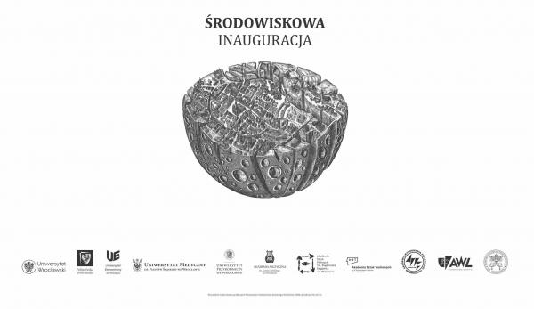 Uroczysta Środowiskowa Inauguracja Roku Akademickiego 2018/2019 Uczelni Wrocławia