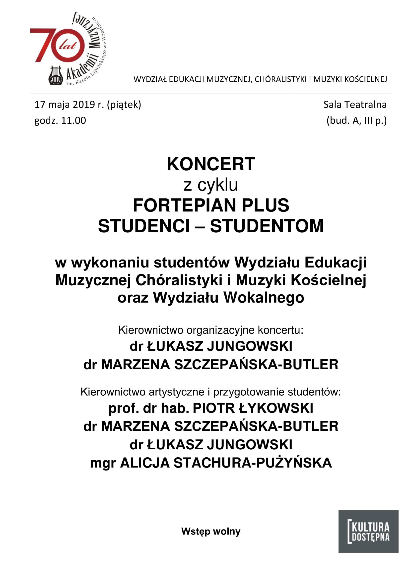 Koncert z cyklu