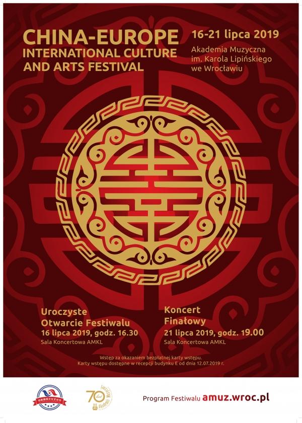 Koncert finałowy w ramach Chińsko-Europejskiego Festiwalu Kultury i Sztuki