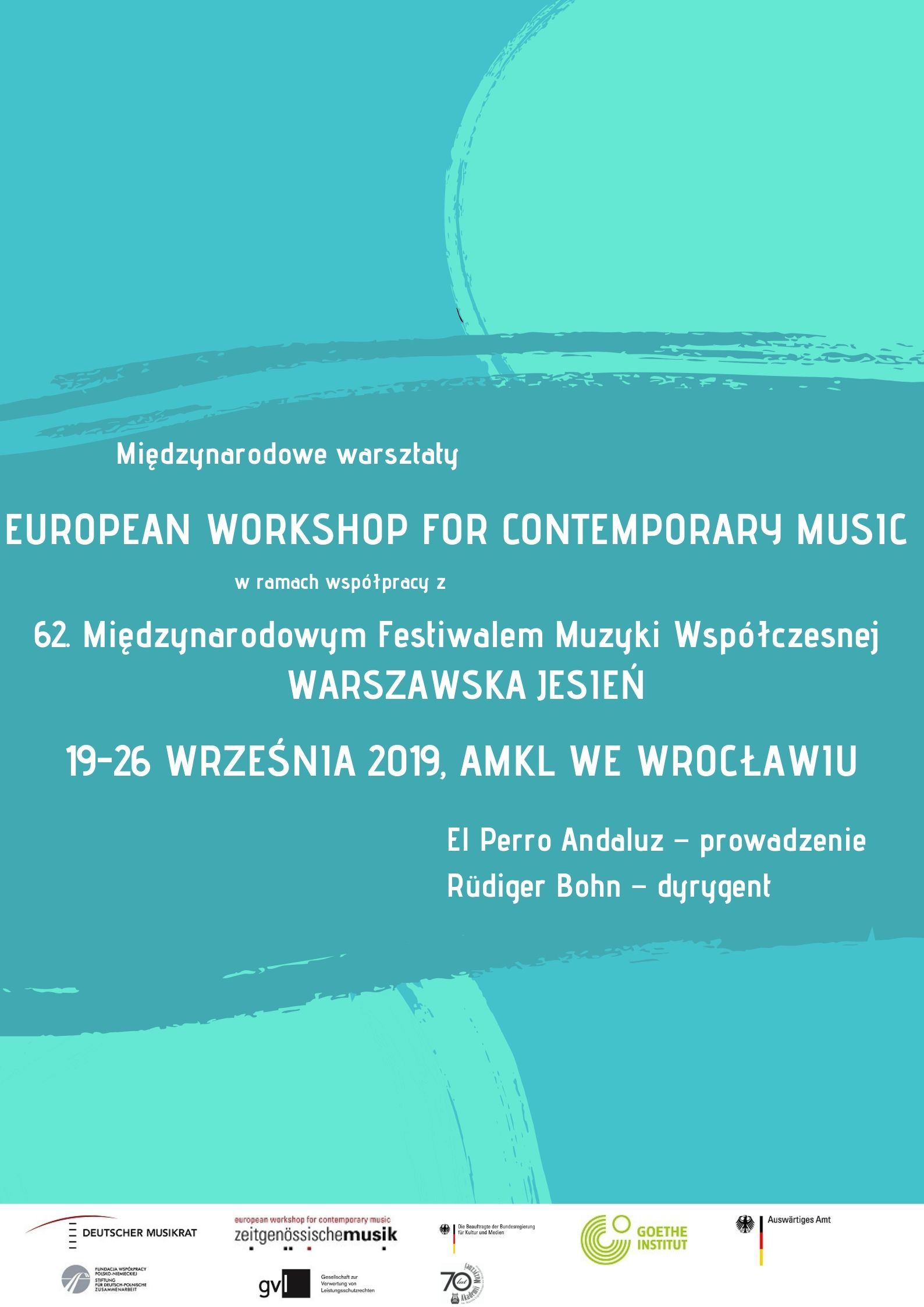 European Workshop for Contemporary Music 2019