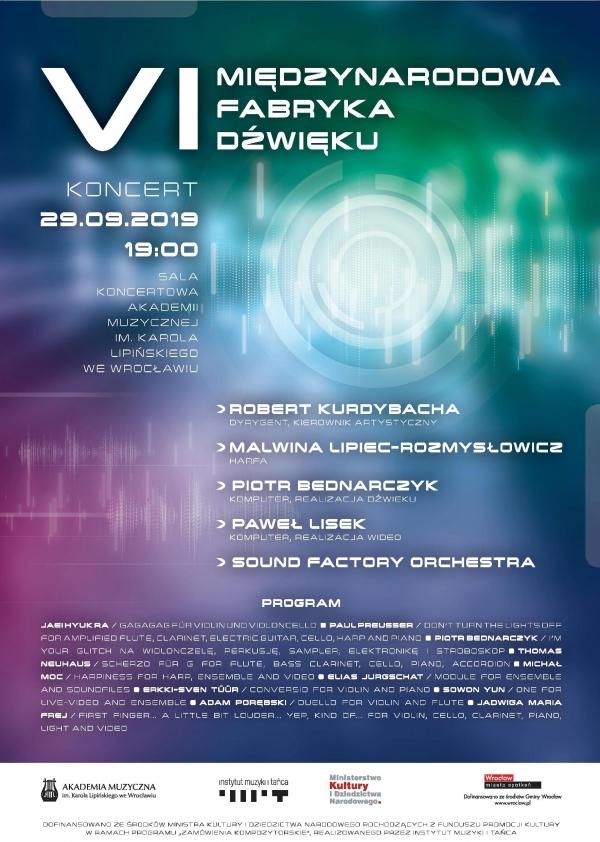 VI Międzynarodowa Fabryka Dźwięku