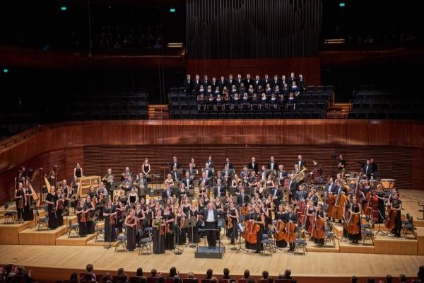Koncert Europejskiej Studenckiej Orkiestry Symfonicznej - Narodowa Orkiestra Symfoniczna Polskiego Radia 20.11.2016