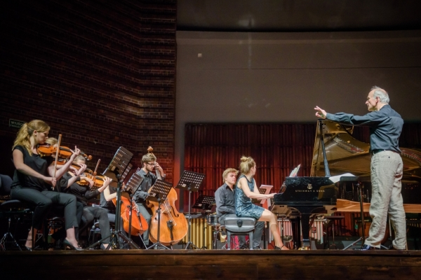 Koncert w ramach XVI edycji European Workshop for Contemporary Music 30.09.2018