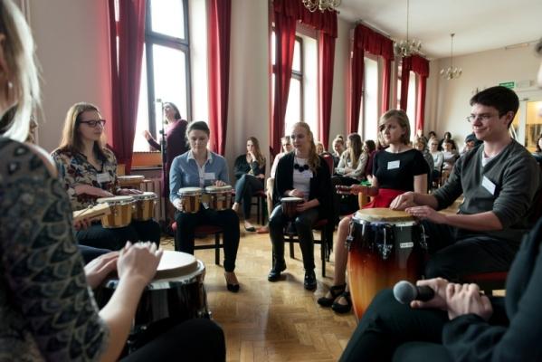 V Międzynarodowa Konferencja Studentów Muzykoterapii