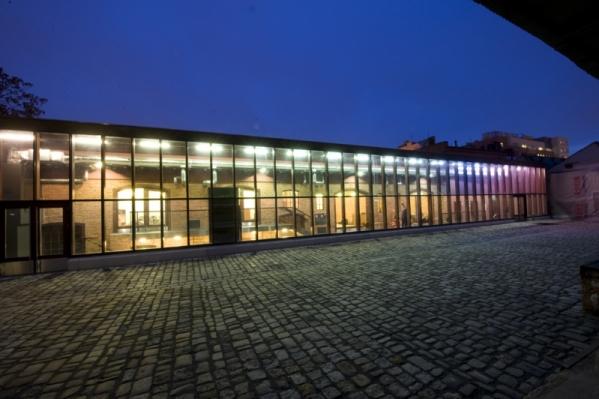 Nowa siedziba Zakładu Muzyki Jazzowej Akademii Muzycznej - budynek D 05.10.2009